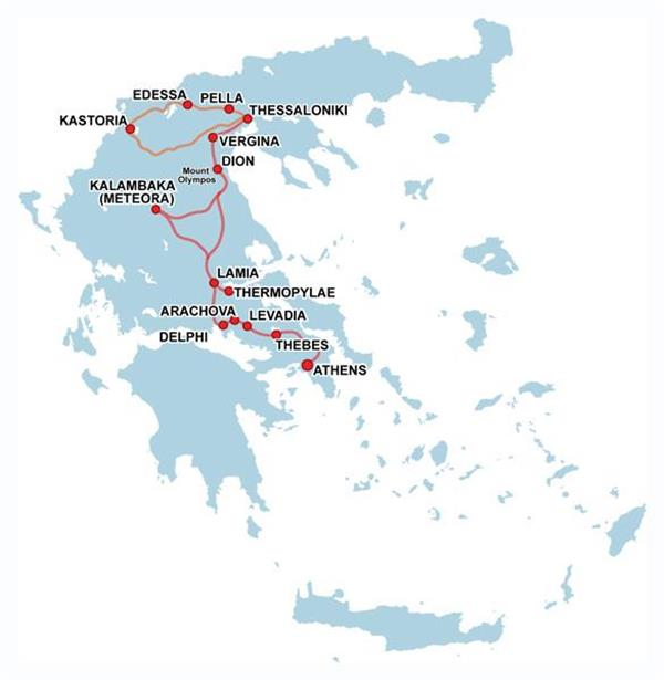 Northern-Greece-Tour-5Day