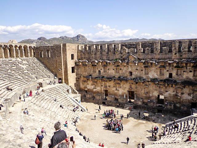 Ancient Aspendos