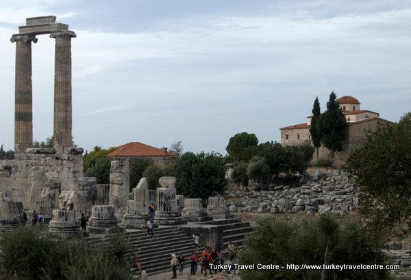 Apollo Temple Didim