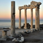 Apollo Temple : Where Anthony and Cleopatra Met