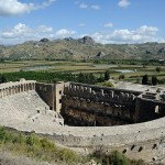 Aspendos Antique Theatre