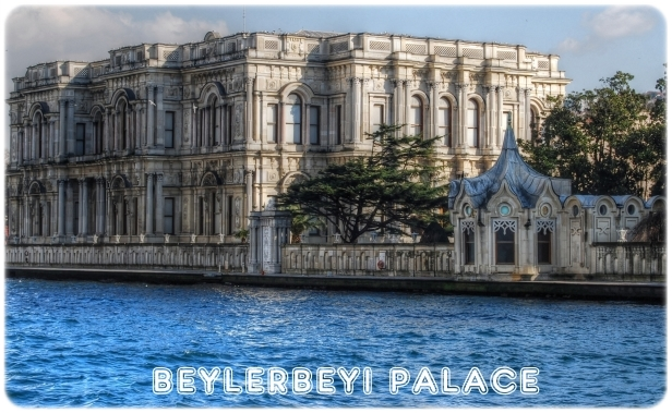 Beylerbeyi Palace, Istanbul, Turkey : Travel guide