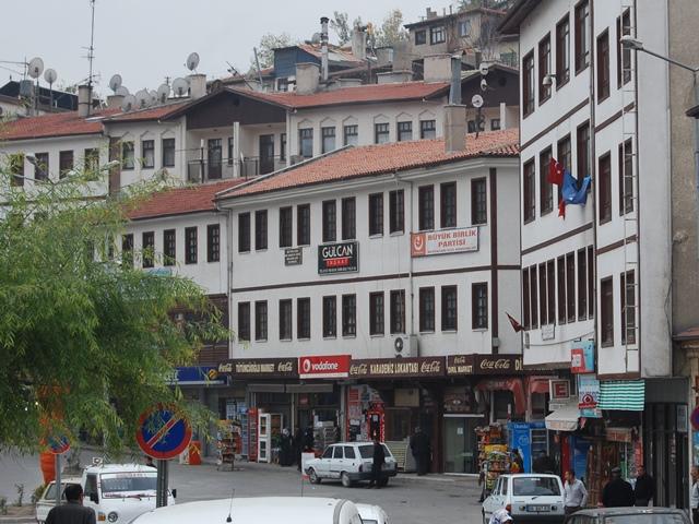 Beypazari town centre