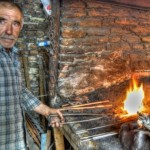 Blacksmith in Beypazari
