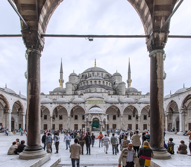 historical places in Istanbul