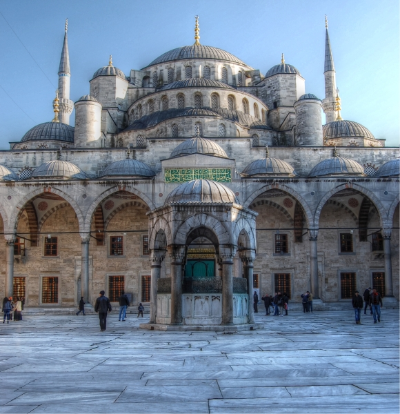 famous mosques in turkey travel blog and guide