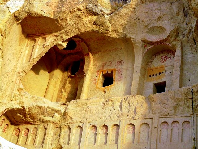 Cave churches of Cappadocia