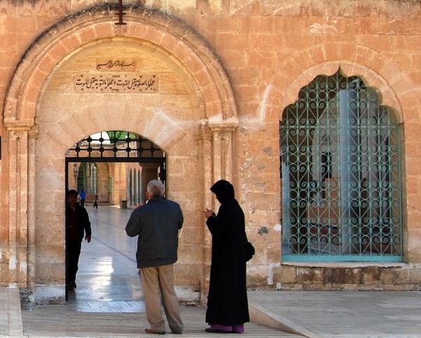 The Cave Of Prophet Abraham Sanliurfa Turkey