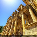 The Ancient Ruins of Ephesus