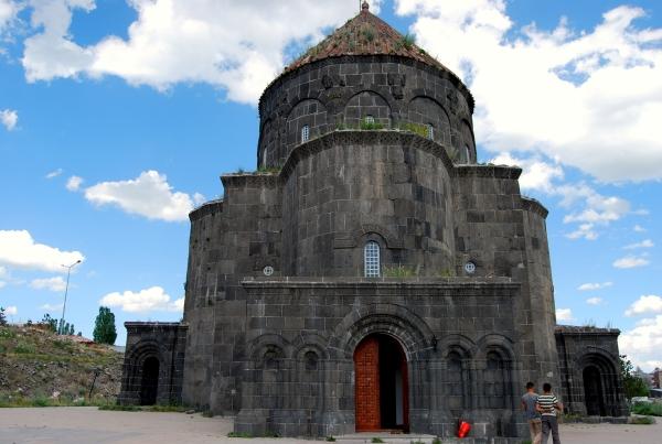 Church of 12 apostles Kars