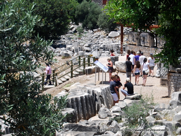 Didim Apollo temple