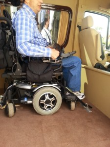 Disabled and handicap travel in Istanbul