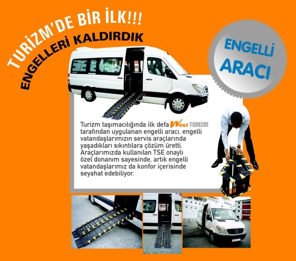 Disabled travel in Turkey