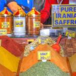 Egyptian spice market Istanbul