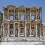 The Roman Library of Celsus