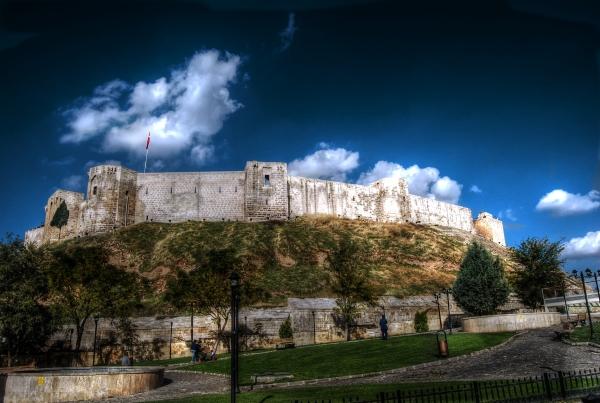 Gaziantep-Castle