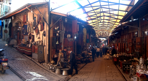 Gaziantep-Coppersmith-Bazaar