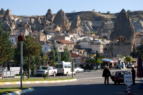 best area to stay in Cappadocia