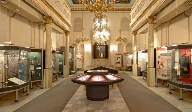 Jewish museum of Istanbu