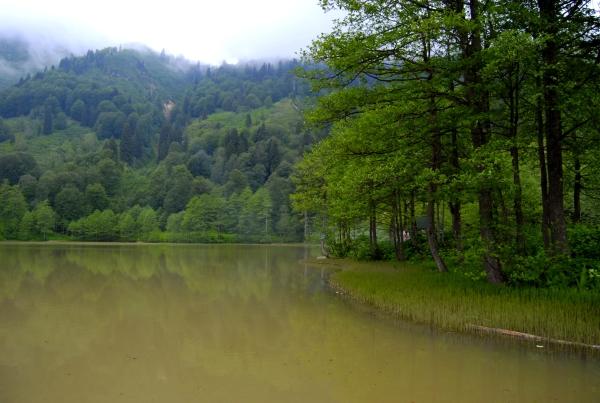 Karagol lake
