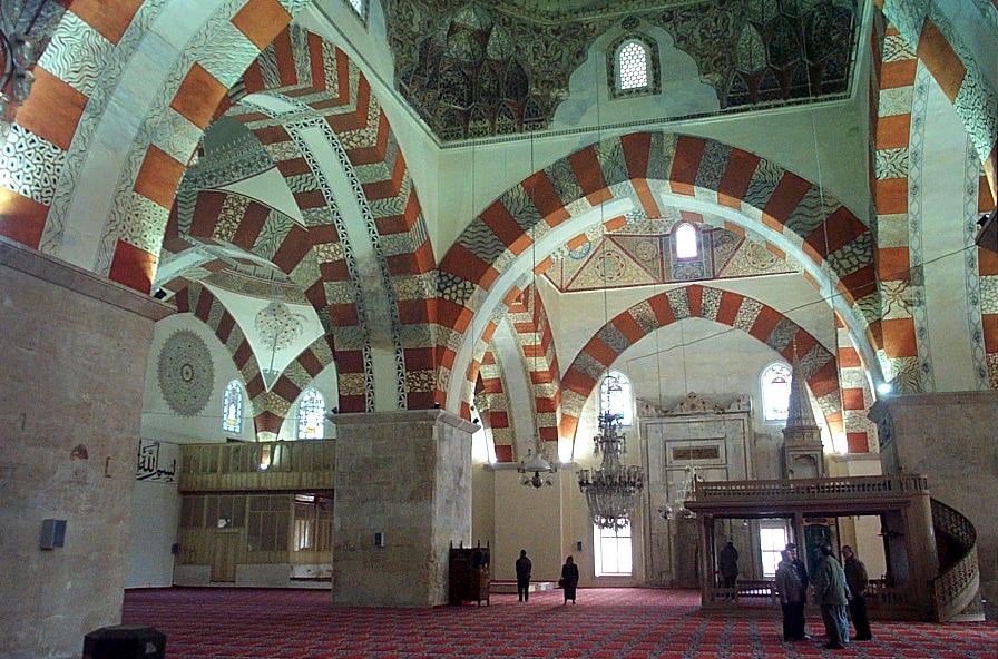 Old Mosque Edirne