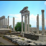 The Ancient Ruins of Pergamon