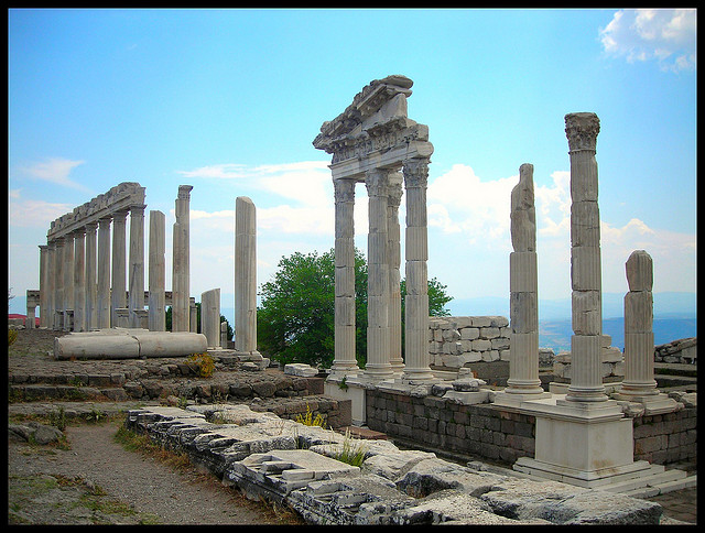 Αποτέλεσμα εικόνας για Ancient Pergamon'