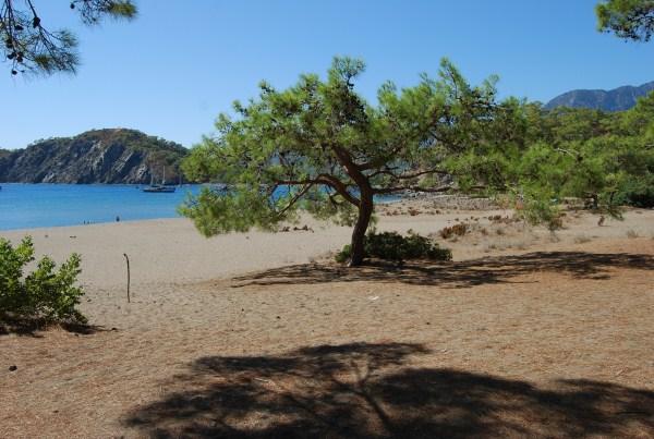 Phaselis-Beaches