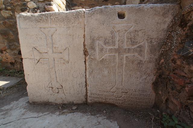 Sardis ancient remains