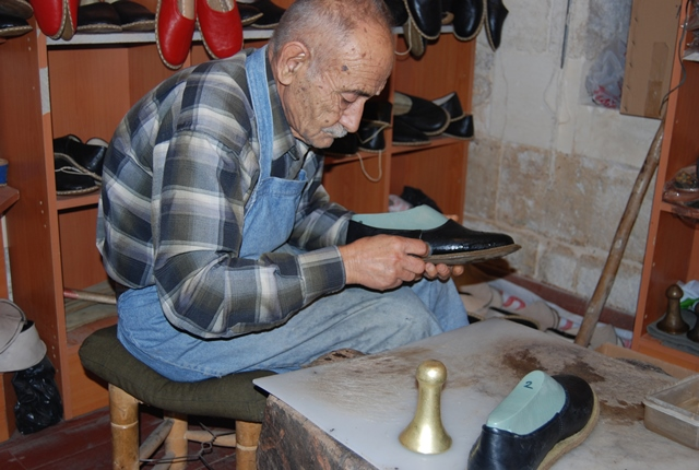 Shoe maker Gaziantep