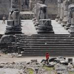 The Temple of Apollo in Didim