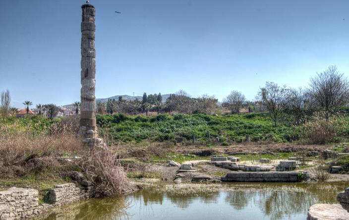 Temple of Artemis ephesus