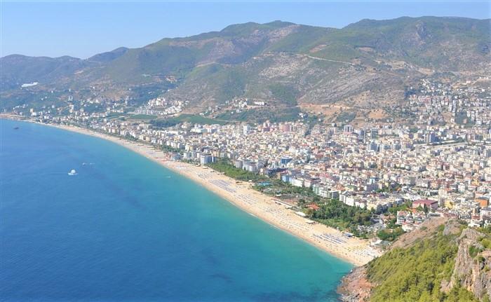 Top ten beaches in Turkey
