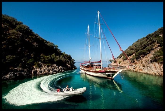 Turkey Blue Voyage