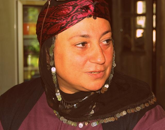 امرأة البحر الأسود