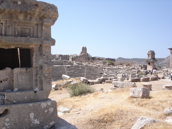 UNESCO World Heritage Sites in Turkey : Culture and History