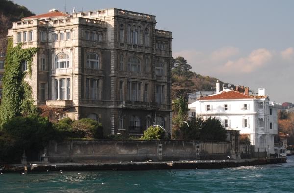 Yalı of Zeki Pasha