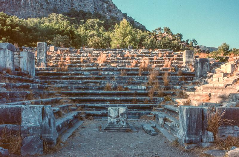 Bouleuterion, Priène