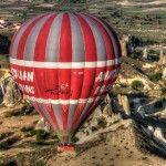 Hot Air Balloon Rides over Cappadocia