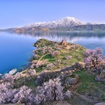 lake van in eastern turkey