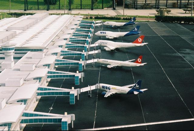 miniaturk-istanbul-airport