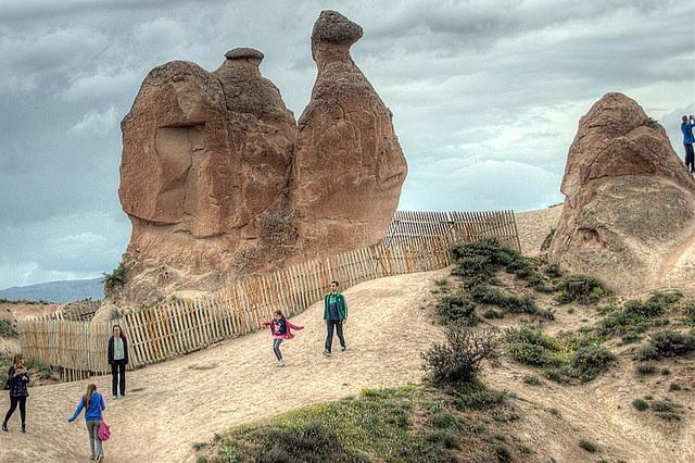 Best Places To Visit in Cappadocia, Turkey